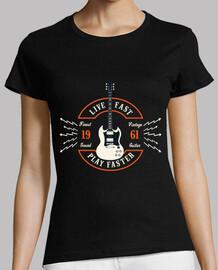 jouer en live faster - guitare sg
