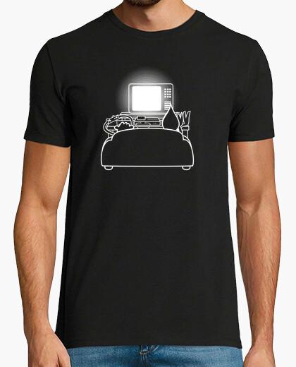Tee-shirt jouer régulièrement jeux