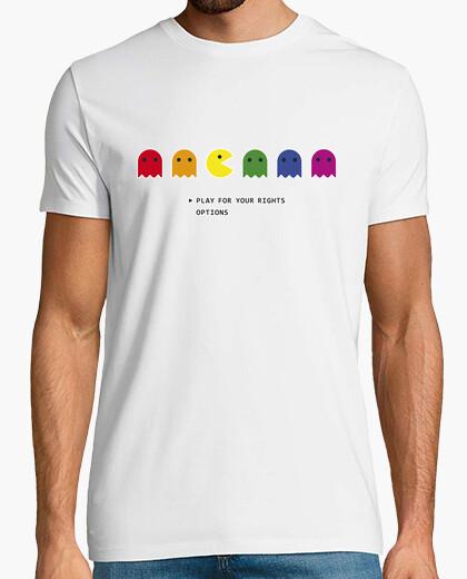 Tee-shirt jouer vos droits