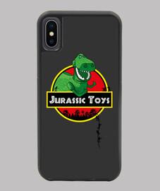 jouets jurassiques, coque iphone x xs