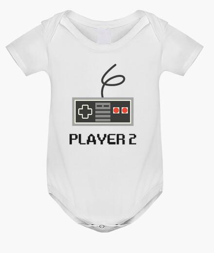 Vêtements enfant joueur 2 bébé (duo)