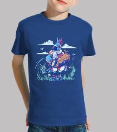 jouez cette ancienne chanson - chemise pour enfants