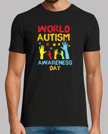 journée de sensibilisation mondiale de l'autisme