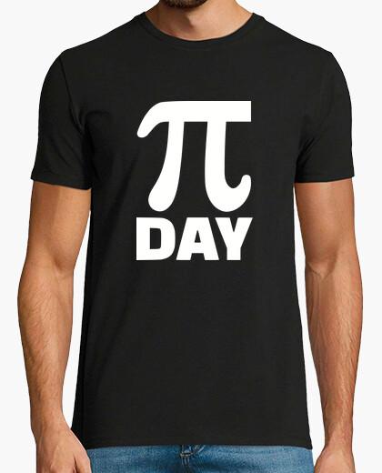 Tee-shirt journée pi