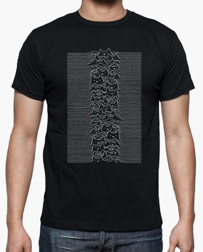 Joy division cats t-shirt
