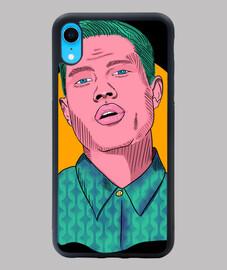 jp - cartoon iphone xr case