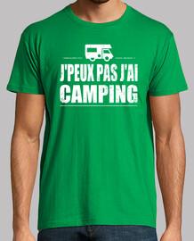jpeux jai no acampar