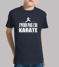 jpeux non ho il karate
