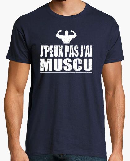 T-shirt jpeux non ho muscu