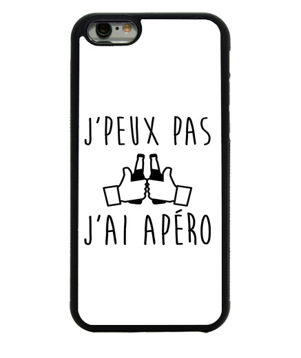Open iPhone cases in french