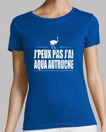 jpeux not jai aqua ostrich