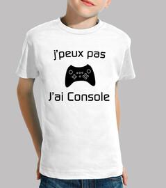 jpeux not jai console wii
