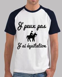 jpeux not jai riding - horse
