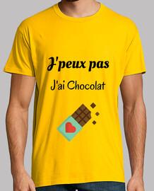 Jpeux pas J ai chocolat - Humour