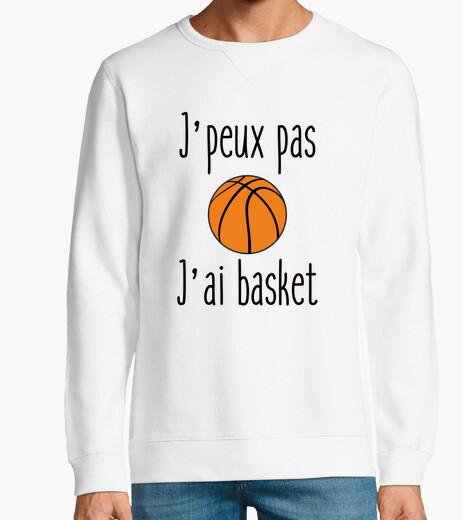 Sweat J'peux pas j'ai basket