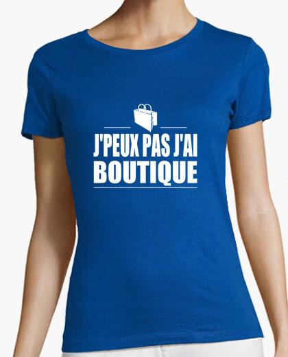 Tee-shirt J'peux pas j'ai boutique