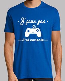 J'peux pas j'ai console geek gamer