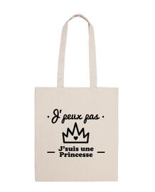 J'peux pas j'suis une princesse