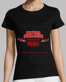 JRM - Camiseta para mujer (CONCERT 06-01-2017) 02