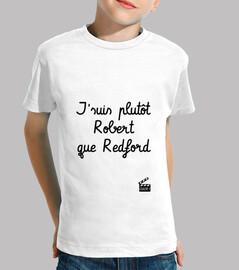 Jsuis plutôt Robert que Redford