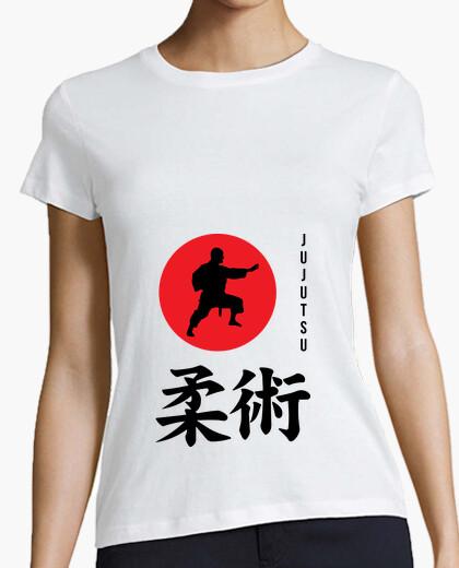 Camiseta ju-jitsu / jiu-jitsu