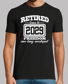 jubilado clase de 2029 libertad largo weeke