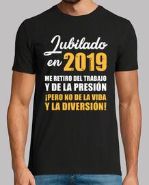 Jubilado en 2019