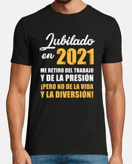 Jubilado en 2021