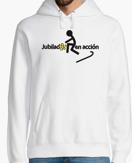 Jersey JUBILADO EN ACCIÓN