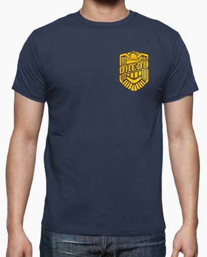 Camiseta Judge Dredd [chico]
