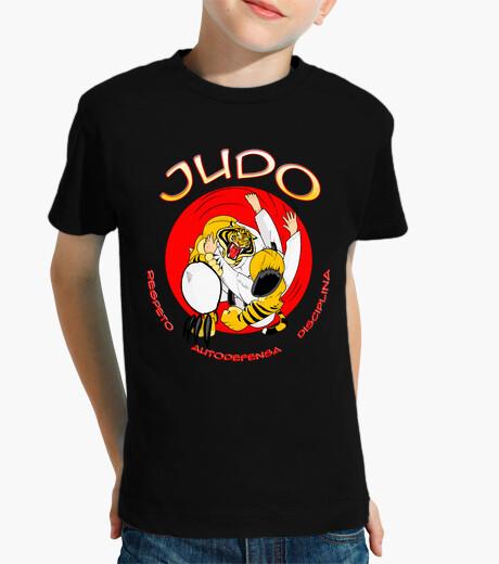 Ropa infantil judo