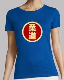 judo kanji red