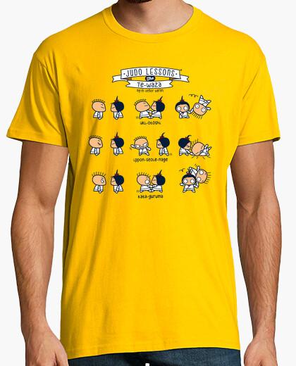 Camiseta Judo Lessons 1r