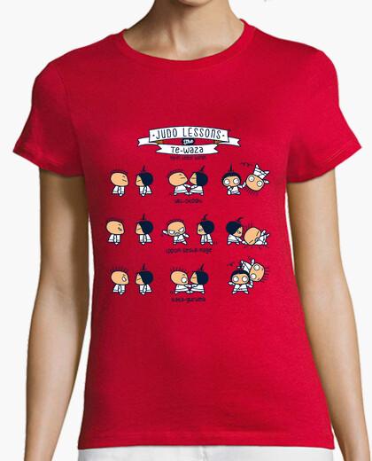 Judo lessons 1r t-shirt
