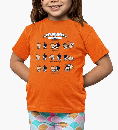 Judo lessons 1st children's clothes