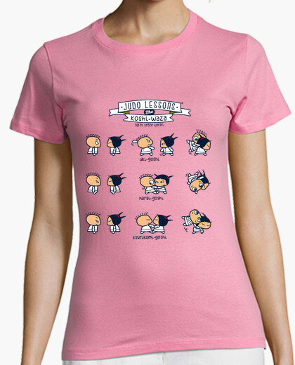 Judo lessons 2r t-shirt