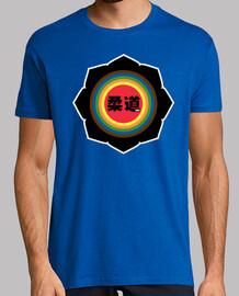 judo spécial lettrage noir logo