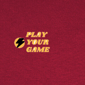 T-shirt Play your game