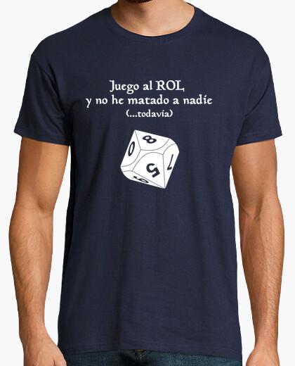 Camiseta Juego al ROL