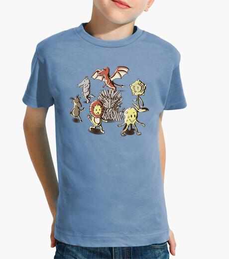 Ropa infantil Juego de sillas- Camiseta niño