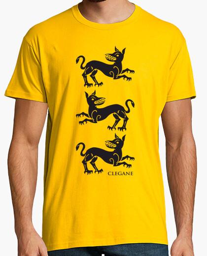 Camiseta Juego de Tronos - Casa Clegane