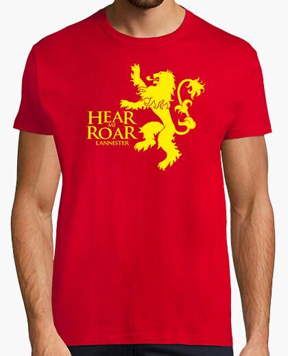 Camiseta Juego de Tronos - Casa Lannister