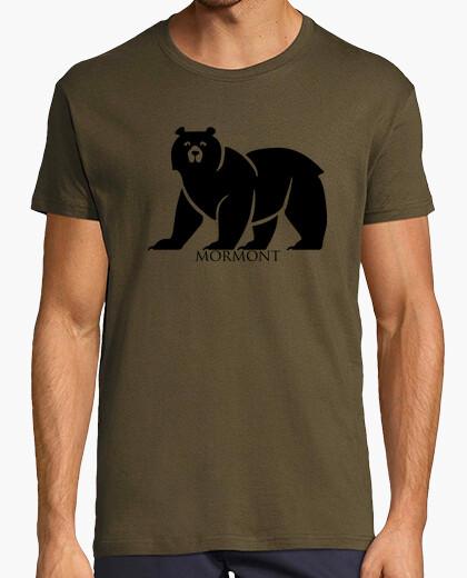 Camiseta Juego de Tronos - Casa Mormont
