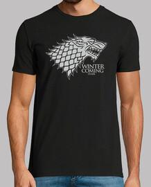 Juego de Tronos - Casa Stark 3 (Lema espalda)