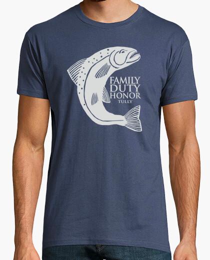 Camiseta Juego de tronos - Casa Tully