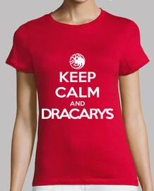Juego de Tronos - Keep calm and Dracarys