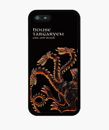 Funda iPhone Juego de Tronos - Targaryen