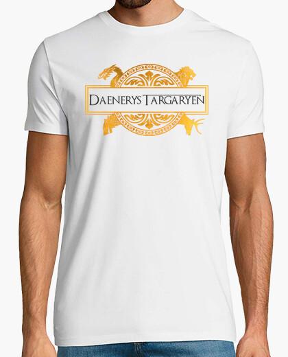 Camiseta juego de tronos daenerys