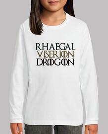 Juego de Tronos Game of Thrones Rhaegal