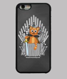 Juego de tronos gato - Funda Iphone 6